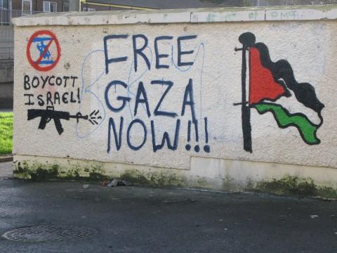 Free Gaza Now!