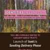 Invite Leaflet to the launch of JustUs at City Hotel, Derry at 12 noon, 24th April 2015